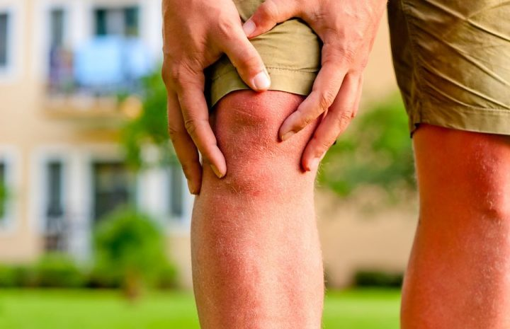 What helps with sports injuries?